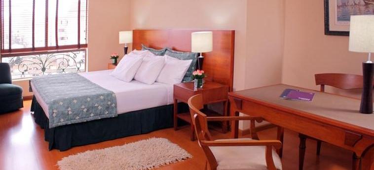 Hotel Estelar Suites Jones: Schlafzimmer BOGOTA