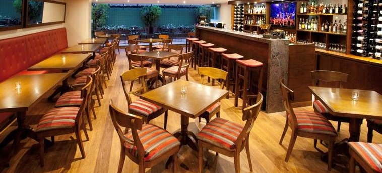 Hotel Estelar Suites Jones: Bar BOGOTA