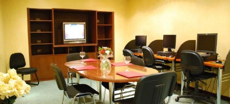 Saint Simon Hotel: Actividad BOGOTA