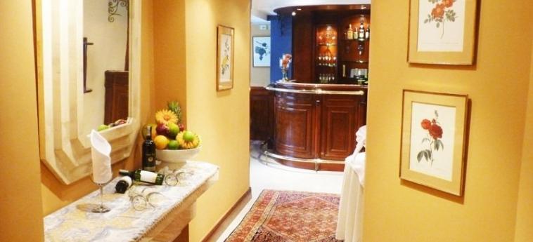 Saint Simon Hotel: Bar BOGOTA
