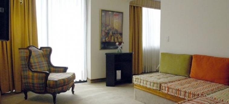 Saint Simon Hotel: Exterior BOGOTA
