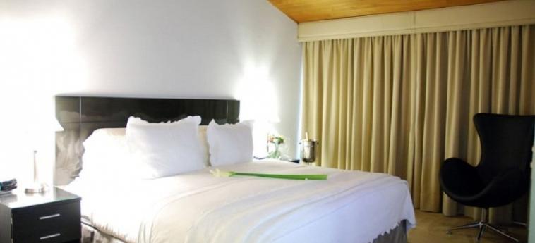 Saint Simon Hotel: Habitación BOGOTA