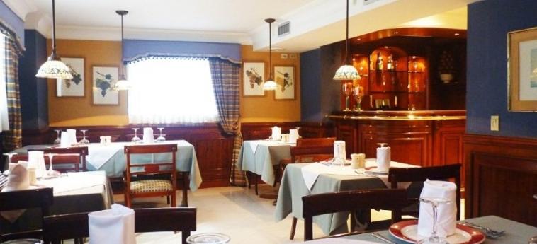 Saint Simon Hotel: Restaurante BOGOTA