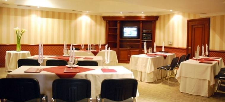 Saint Simon Hotel: Sala Conferenze BOGOTA