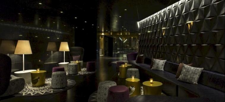 W Bogota Hotel: Bar BOGOTA
