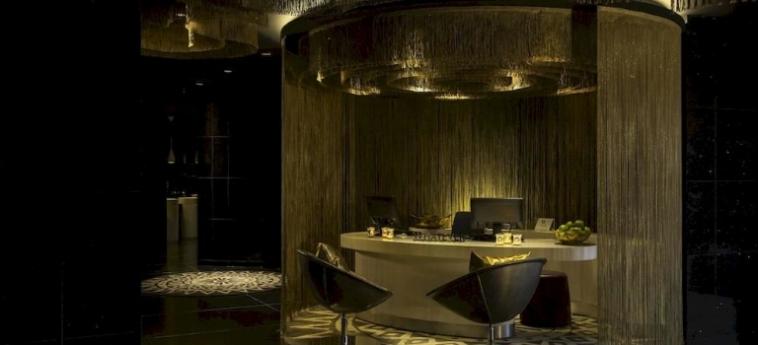 W Bogota Hotel: Habitaciòn Executive BOGOTA