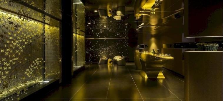 W Bogota Hotel: Lobby BOGOTA