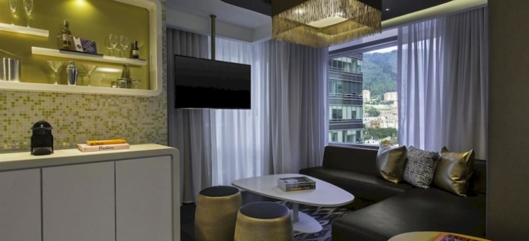 W Bogota Hotel: Relajaciòn BOGOTA
