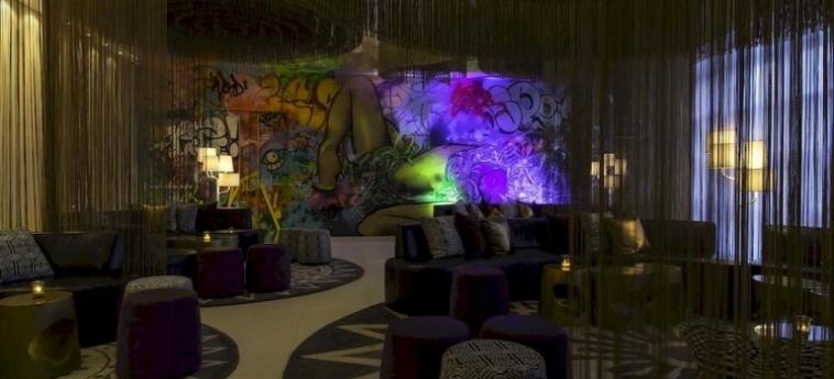 W Bogota Hotel: Restaurante Exterior BOGOTA