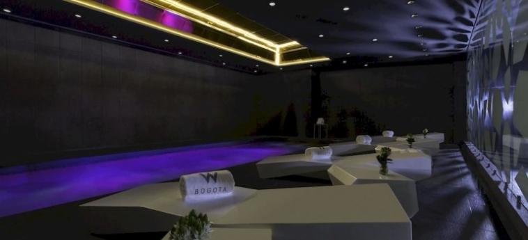 W Bogota Hotel: Theatre BOGOTA