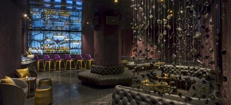 W Bogota Hotel: Camera Matrimoniale Club BOGOTA