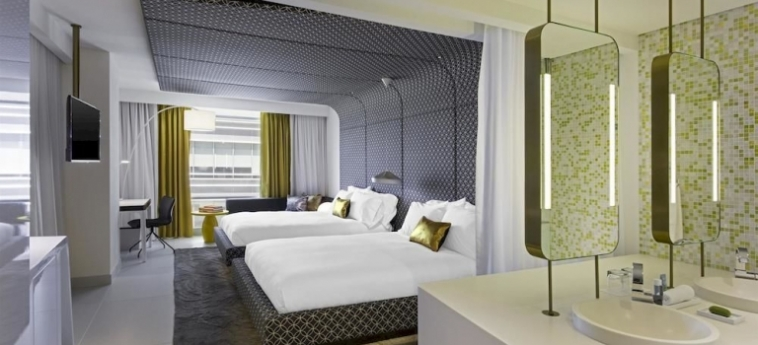 W Bogota Hotel: Camera Standard BOGOTA
