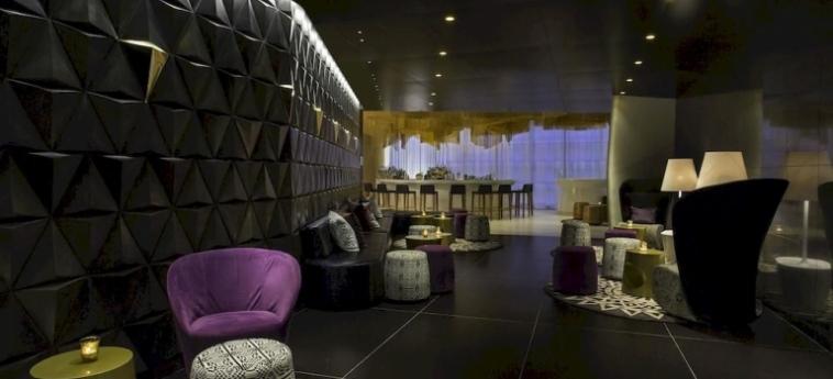W Bogota Hotel: Cantina BOGOTA
