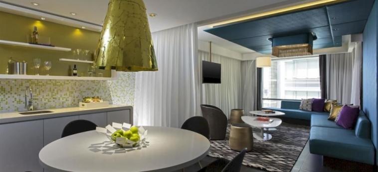 W Bogota Hotel: Living Room BOGOTA