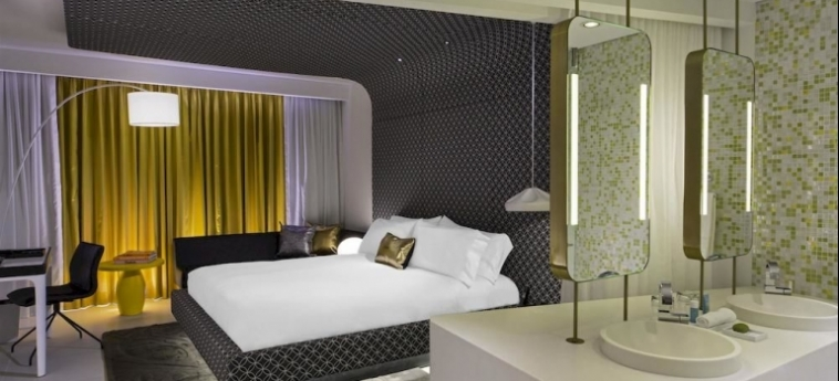 W Bogota Hotel: Spiaggia BOGOTA