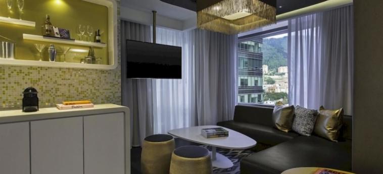 W Bogota Hotel: Svago BOGOTA