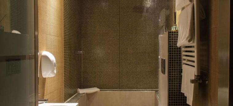 Hotel Allegroitalia Espresso Bologna: Bathroom BOLOGNA - Emilia Romagna