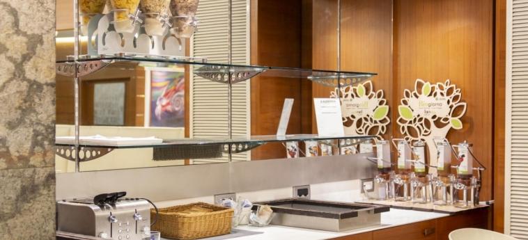 Hotel Allegroitalia Espresso Bologna: Buffet BOLOGNA - Emilia Romagna