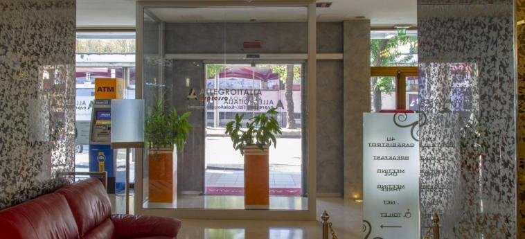 Hotel Allegroitalia Espresso Bologna: Entrance BOLOGNA - Emilia Romagna