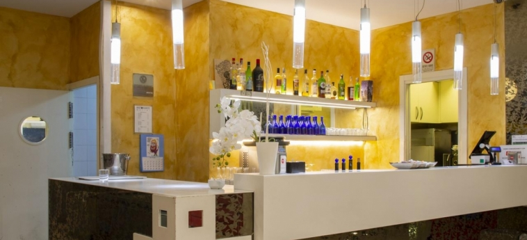 Hotel Allegroitalia Espresso Bologna: Reception BOLOGNA - Emilia Romagna