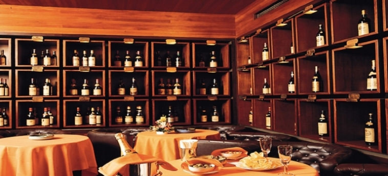 Grand Hotel Elite: Cave à vin BOLOGNE
