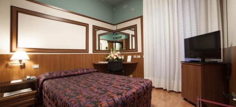 Grand Hotel Elite: Chambre Double BOLOGNE