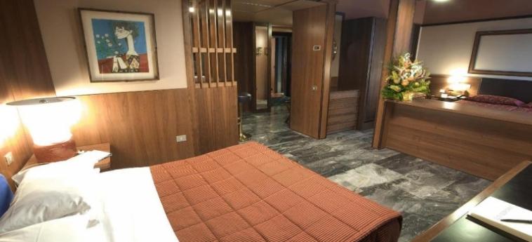 Grand Hotel Elite: Chambre BOLOGNE