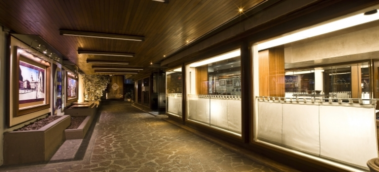 Grand Hotel Elite: Couloir BOLOGNE