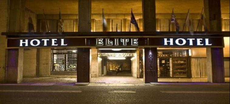 Grand Hotel Elite: Facade BOLOGNE
