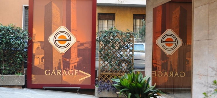 Grand Hotel Elite: Garage BOLOGNE