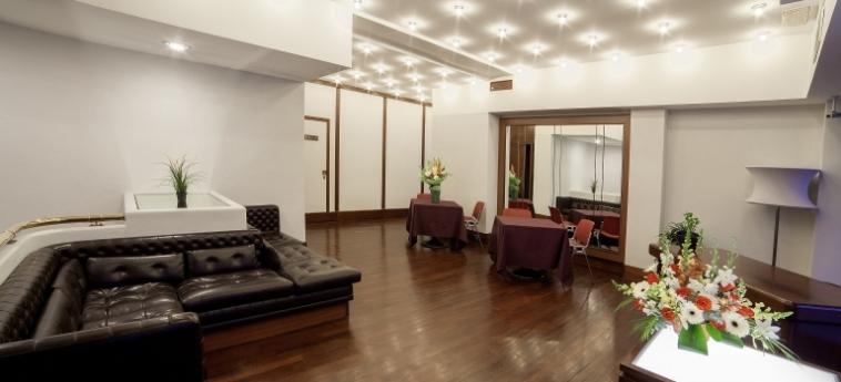 Grand Hotel Elite: Lobby BOLOGNE