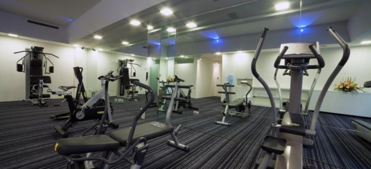 Grand Hotel Elite: Salle de Gym BOLOGNE