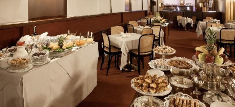 Grand Hotel Elite: Salle de Petit Déjeuner BOLOGNE