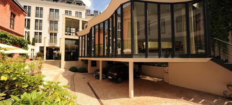 Best Western Premier Hotel Domicil: Extérieur BONN