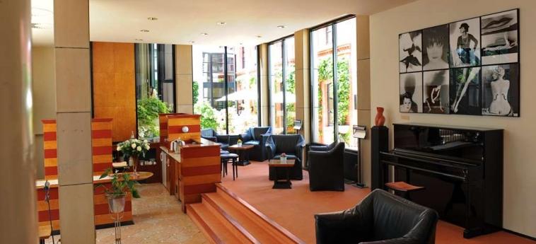 Best Western Premier Hotel Domicil: Lobby BONN