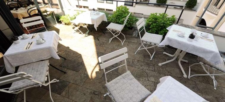 Best Western Premier Hotel Domicil: Restaurant BONN