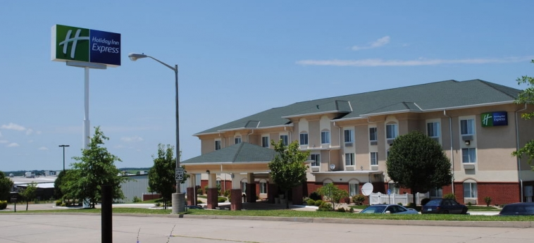 Hotel Holiday Inn Express: Exterieur BOONVILLE (MO)