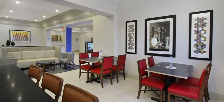 Hotel Holiday Inn Express: Restaurant BOONVILLE (MO)