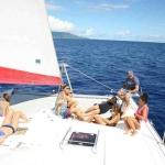 TAHITI SAIL AND DIVE 3 Stars