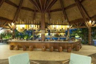 Hotel The St. Regis Bora Bora Resort: Bar BORA BORA