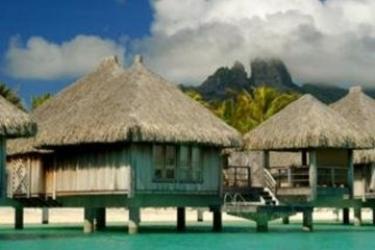 Hotel The St. Regis Bora Bora Resort: Exterior BORA BORA