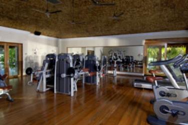 Hotel The St. Regis Bora Bora Resort: Health Club BORA BORA