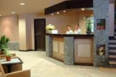 Hotel Le Soleil De Boracay: Lobby BORACAY ISLAND
