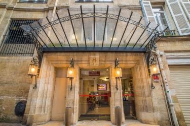 Quality Hotel Bordeaux Centre: Exterieur BORDEAUX
