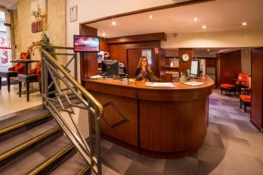 Quality Hotel Bordeaux Centre: Lobby BORDEAUX