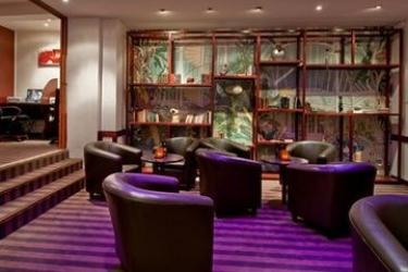 Quality Hotel Bordeaux Centre: Lounge Bar BORDEAUX