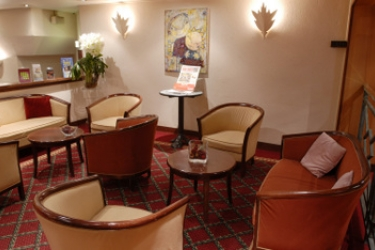 Quality Hotel Bordeaux Centre: Salon BORDEAUX