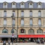 COEUR DE CITY HOTEL BORDEAUX CLEMENCEAU BY HAPPYCULTURE 3 Sterne