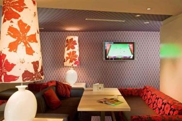 Hotel Mercure Bordeaux Centre: Bar BORDEAUX