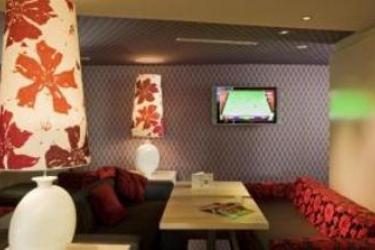 Hotel Mercure Bordeaux Centre: Restaurant BORDEAUX